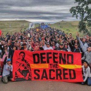 The Sacredness of Standing Rock