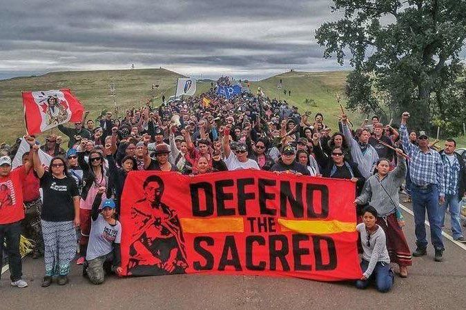 The Sacredness of Standing Rock
