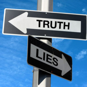 The Death of Truth?