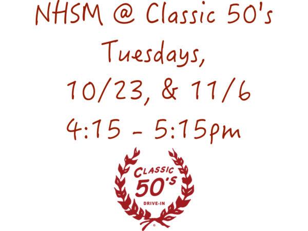 NHSM Classic 50's