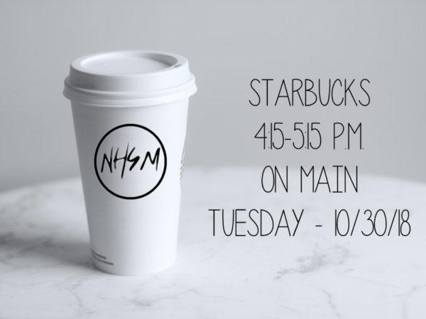 NHSM Starbucks