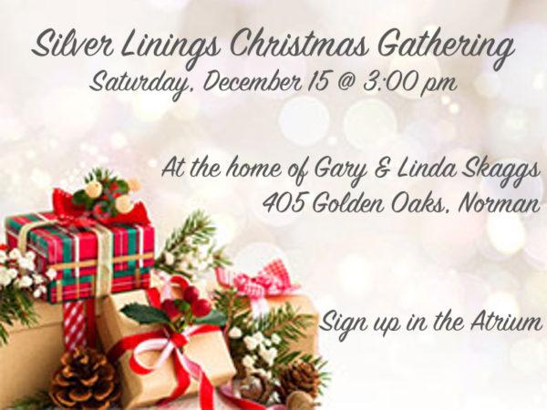 Silver Linings Christmas Gathering