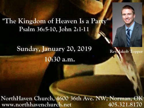 Sunday, January 20