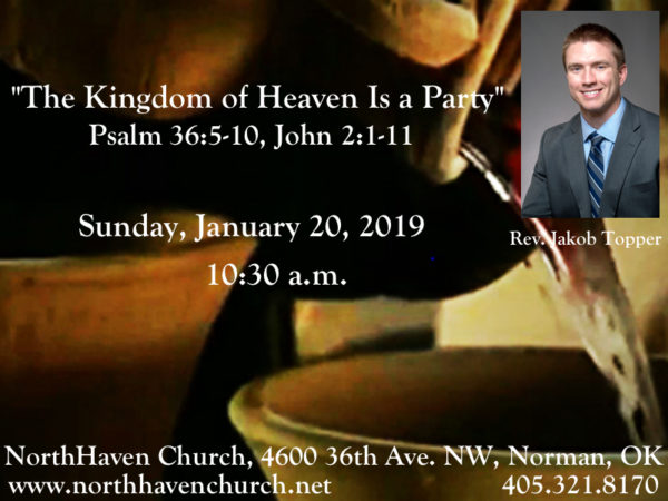Sunday, January 20