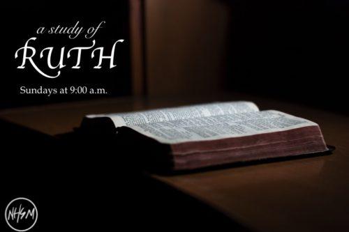 NHSM – A Study in Ruth
