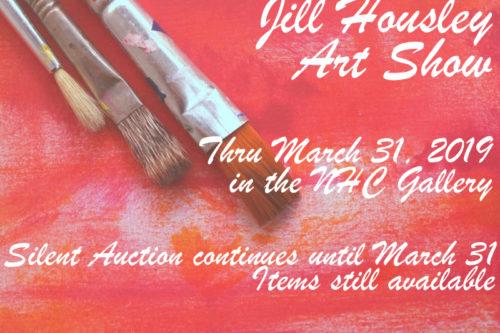 Jill Housley Art Show