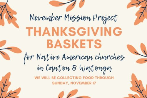 November Mission Project