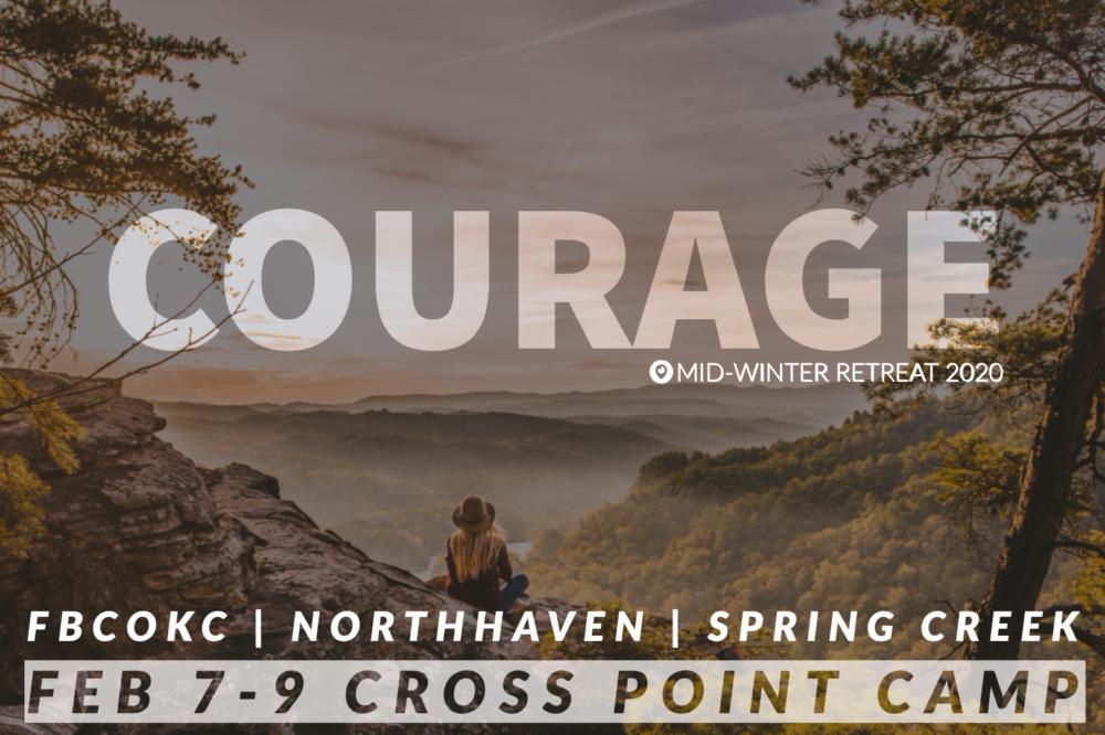 Courage Mid-Winter Retreat 2020