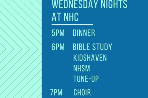 Wednesdays @ NHC