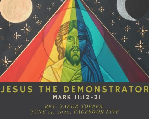 Jesus the Demonstrator, NorthHaven Church Worship June 14, 2020
