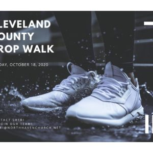 Cleveland County Crop Walk 2020
