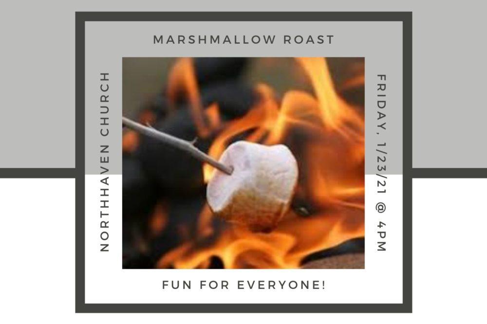 NHC Marshmallow Roast