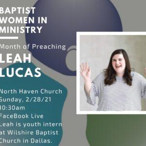 Virtual Worship 2/28/21