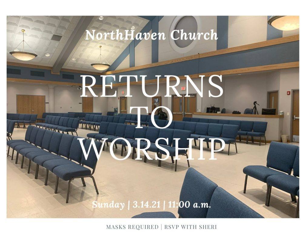 In Person Worship