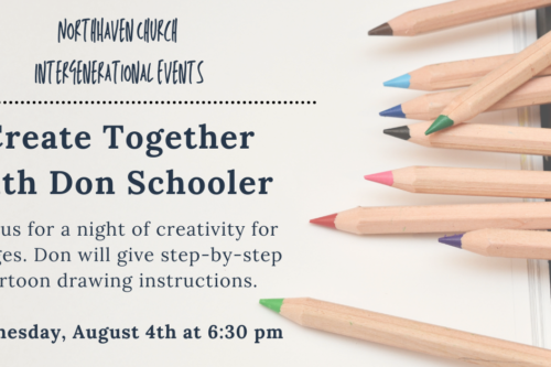 Create Together with Don Schooler