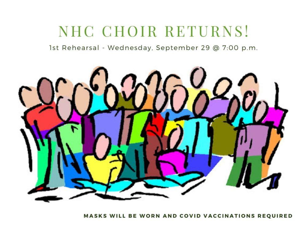 Choir Returns