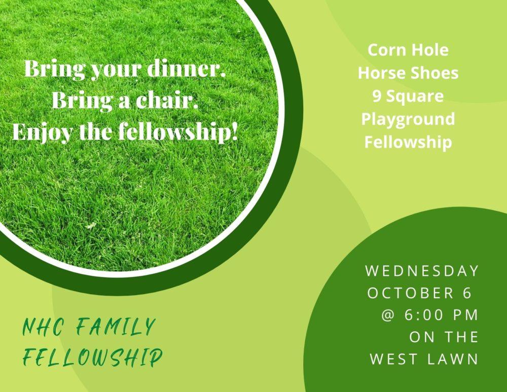NHC Family Fellowship