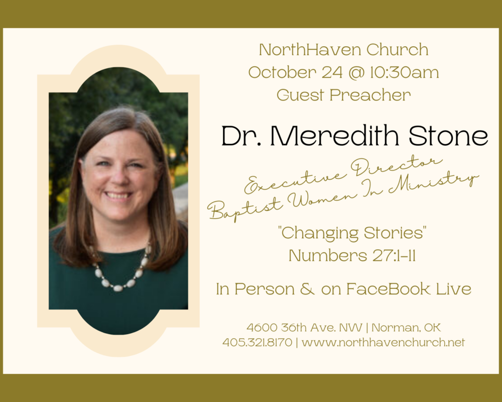 Changing Stories, NorthHaven Church Worship October 24, 2021